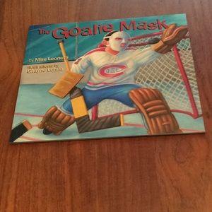 The Goalie Mask Mike Leonetti Book